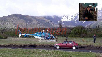 tragico final: el andinista murio atrapado en la grieta y presumen que fue por hipotermia
