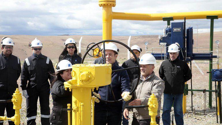 Neuquén ya habilitó el envío de gas a la VIII Región de Chile
