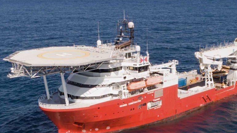 El comunicado de Ocean Infinity tras el hallazgo del ARA San Juan