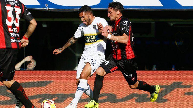 Boca, con lo justo, venció a Patronato en la previa de la Superfinal