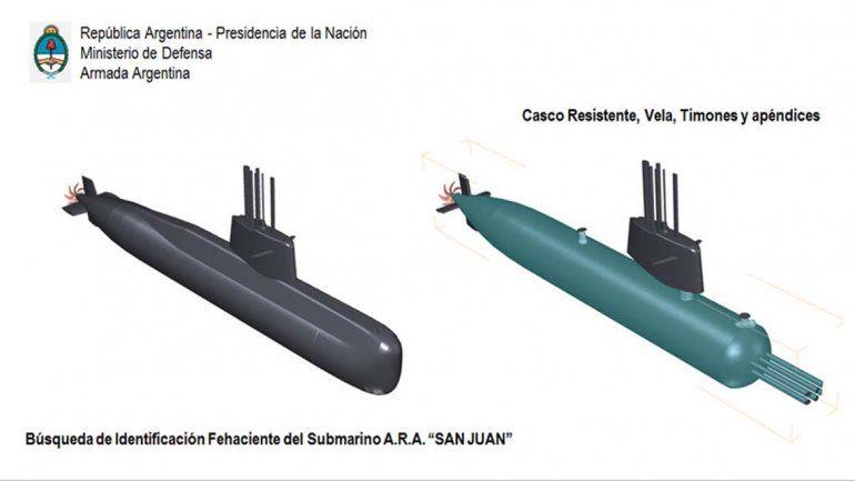 Un video recrea cómo fue el accidente del ARA San Juan