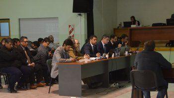 juicio por tortura y muerte: declararon ex presos de la u9