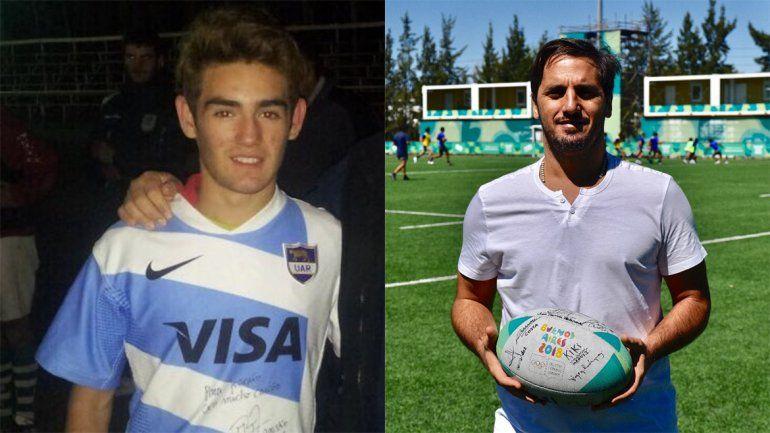 Agustín Pichot despidió a Joaquín con un emotivo mensaje