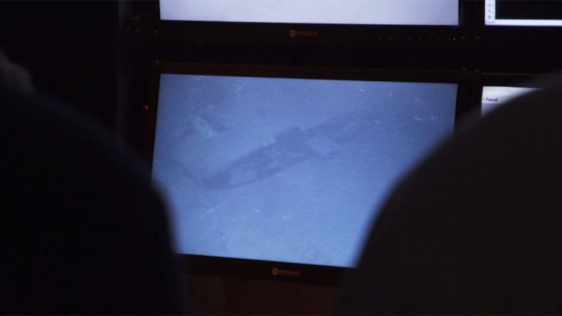 Video: así fue el momento en que el Seabed Constructor halló al ARA San Juan