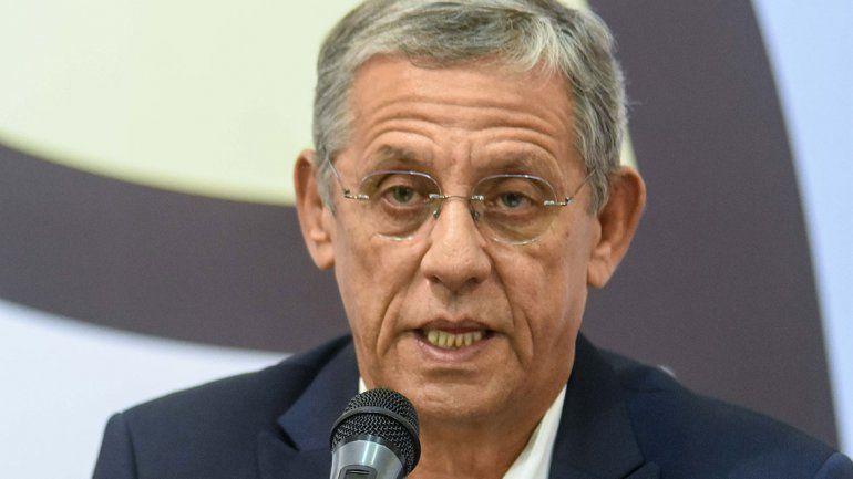 Quiroga respaldó el protocolo de seguridad: Hay que cuidar a quienes nos cuidan