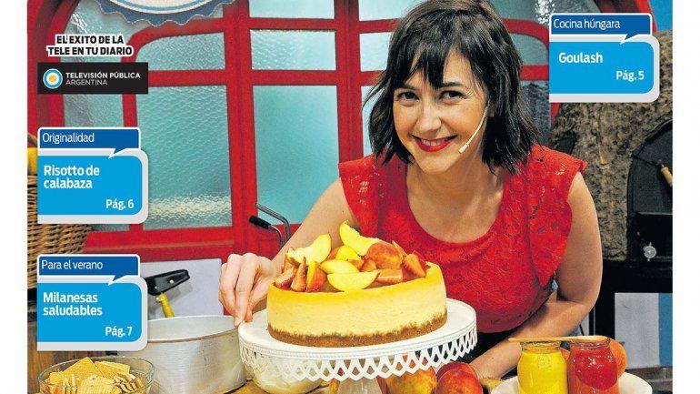Cocineros Argentinos te enseña a aprovechar las frutas de verano