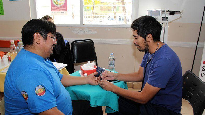 Salen a buscar a los diabéticos que no se hacen controles