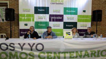 centenario: un partido vecinal sin patrones suma poder para 2019