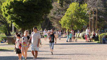 el turismo del finde gasto en neuquen $155 millones