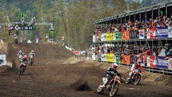 corre riesgo el motocross en villa la angostura
