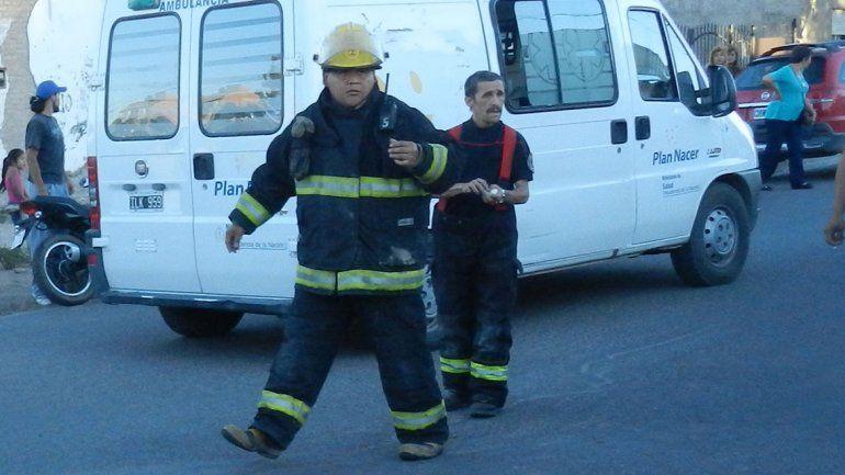 Realizan simulacro de emergencia en Cutral Co y Huincul