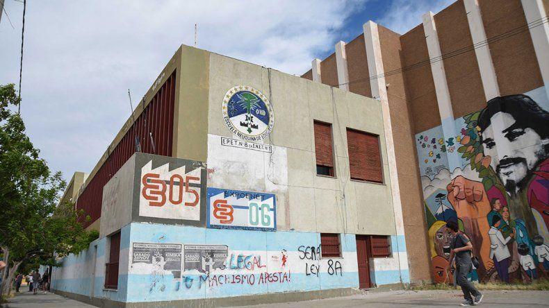 La EPET 8, cerca de ser declarada edificio histórico