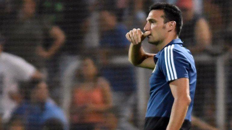 Tapia: Le vamos a ofrecer a Scaloni que siga hasta la Copa América