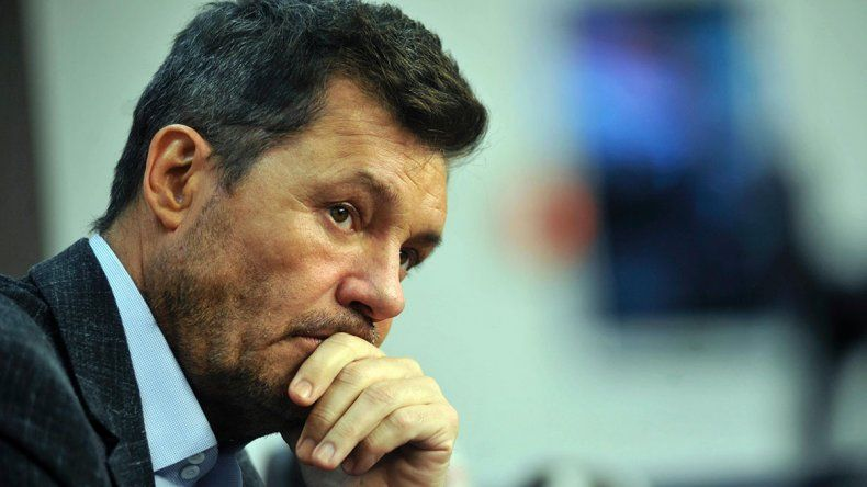 Tinelli estalló contra la Superliga y escrachó al presidente del Comité de Disciplina por ser de Boca