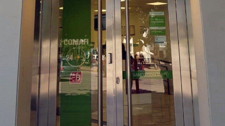 El Banco Comafi abrió su primera sucursal en Neuquén