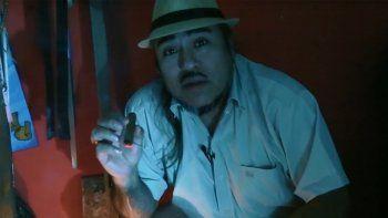 el brujo atahualpa, otro campeon: anticipo el titulo