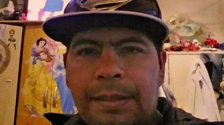 Un militante murió en una toma de un tiro en la espalda