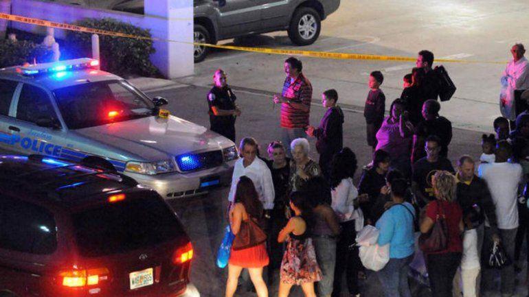 Triste Black Friday: tiros y muertos en dos shoppings