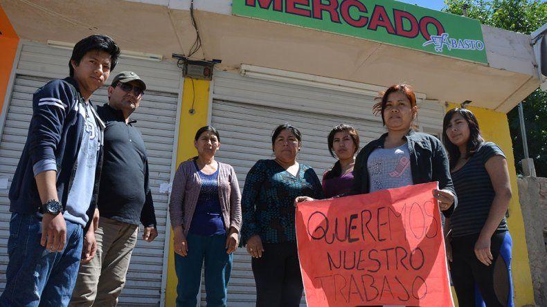 Familia boliviana salió a desmentir situación de trata