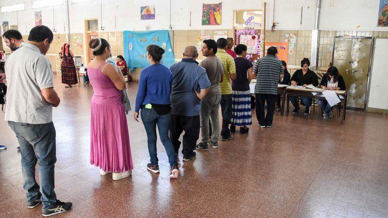 El MPN define sus nombres para 2019: cerró la jornada electoral y comienza el escrutinio