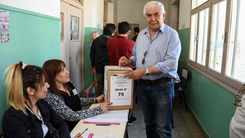 Pereyra: Los que especulan que Rolo se puede ir a otro espacio político, se están equivocando