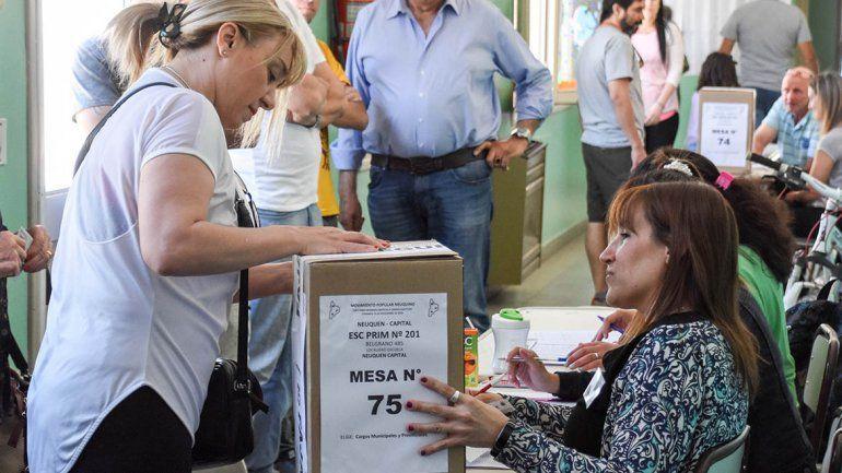 Municipio por municipio, los candidatos a intendentes del MPN