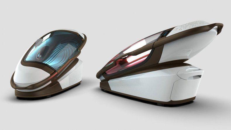 Sarco: la máquina para suicidarse impresa en 3D