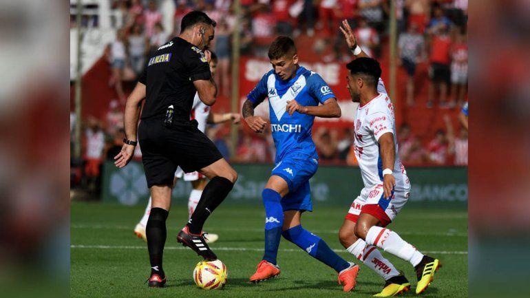 Primera victoria como visitante del Fortín: le ganó 2-0 a Unión