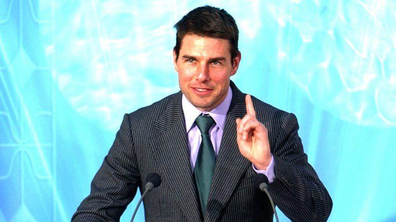 ¿Abuso y castigo en la religión de Tom Cruise?