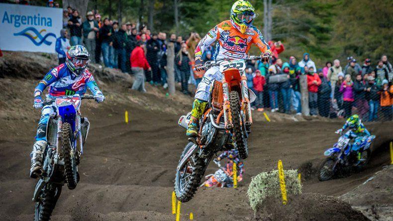 Motocross: Villa La Angostura será otra vez mundial