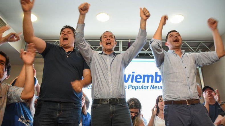 Gutiérrez le ganó a Figueroa y va por la reelección