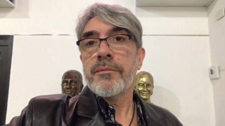 Leonardo Greco y una repudiable encuesta en las redes