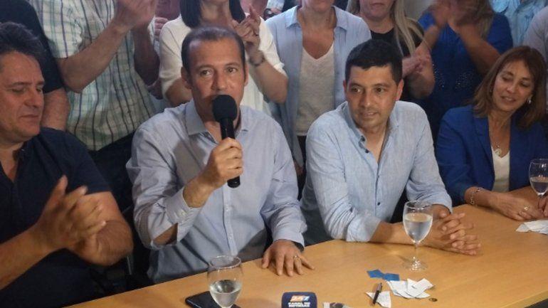 Los números definitivos de los triunfos de Gutiérrez y de Gaido en las internas