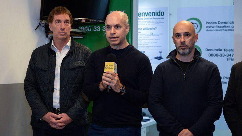 Rodríguez Larreta echó a su ministro de Seguridad