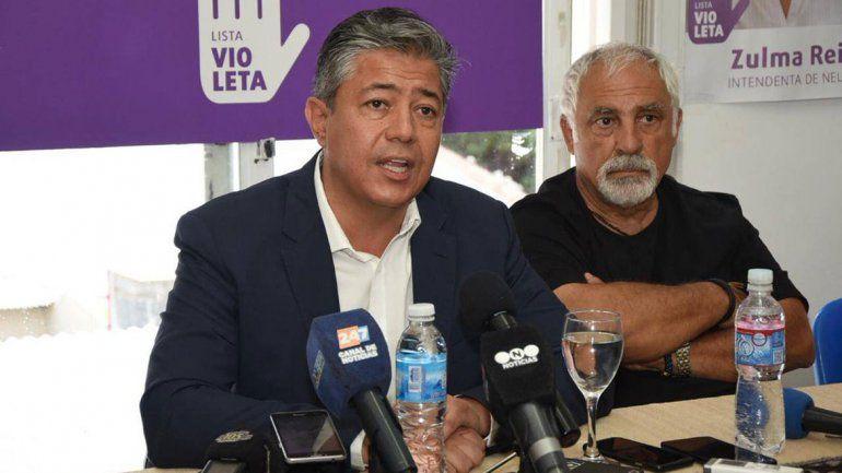 Figueroa: Vamos a impugnar la elección y queremos que se haga con boleta electrónica