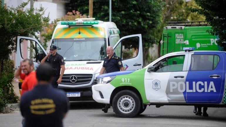 Tras ocho horas, se suicidó el hombre que mató a su hijastro