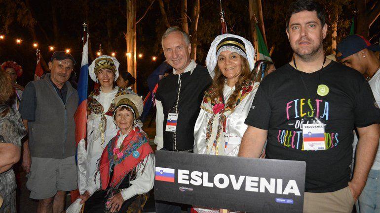 Los eslovenos de la región formaron una agrupación