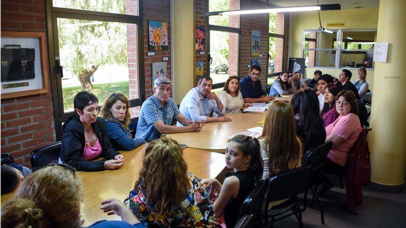 CPEM 6: confirmaron bancos para los 17 alumnos de Cutral Co