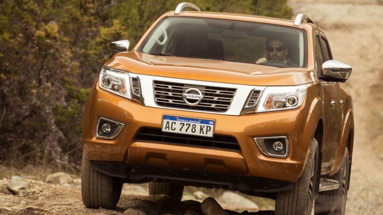 La nueva Nissan Frontier desembarca hoy en Neuquén