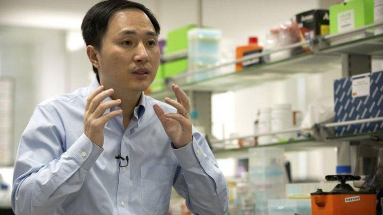 Un científico chino alteró el ADN de dos gemelas