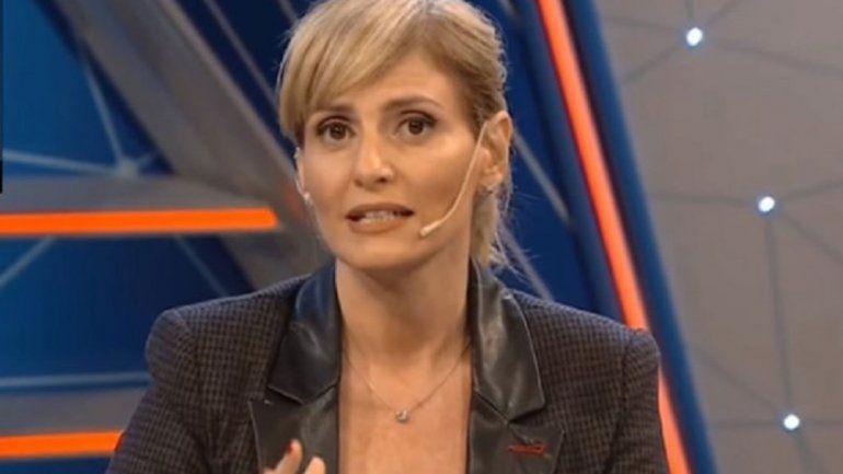 Romina Manguel se indignó por un premio a Moria Casán