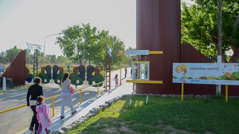Más cruces por el mantenimiento del parque Valentina