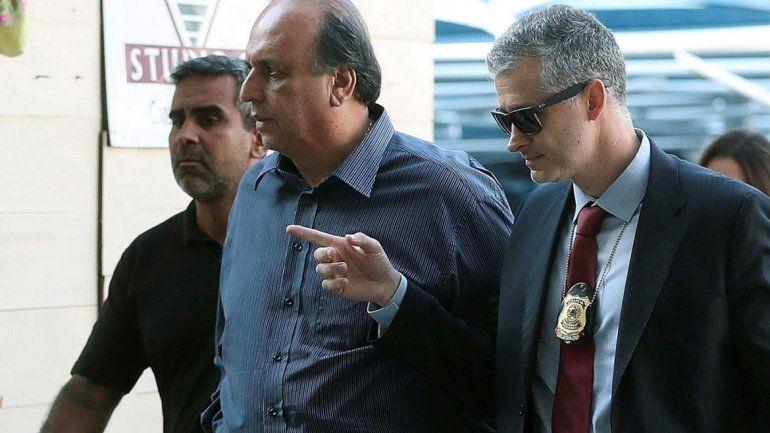 Lava Jato: detienen al gobernador de Río de Janeiro por corrupto