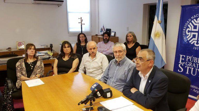La UNCo irá a la Justicia para frenar las obras de la Avenida de los Ríos
