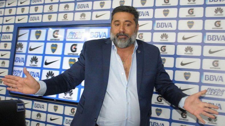 Angelici: Habría que ofrecerle la Selección a Gallardo