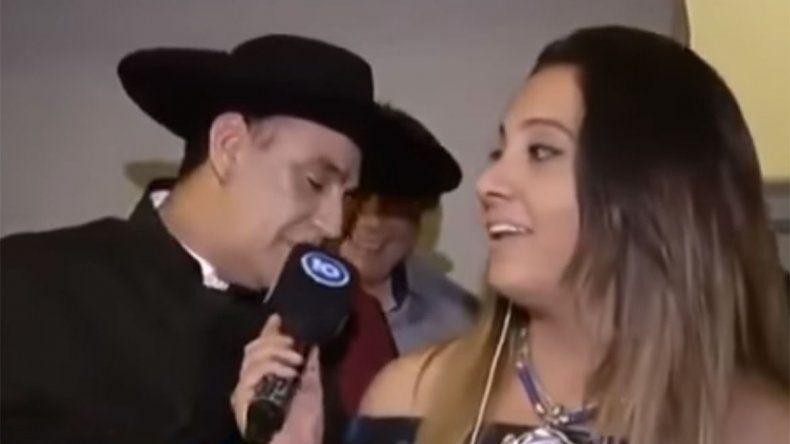 El descargo del Chaqueño Palavecino tras el exabrupto misógino con una periodista