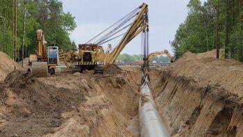 nacion llamo a los interesados en construir un nuevo gasoducto