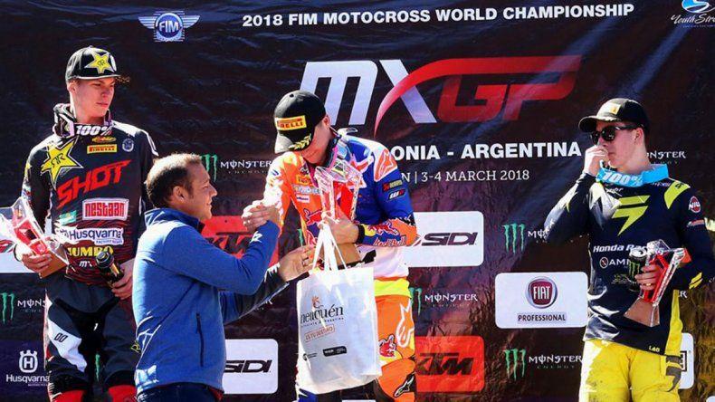 Provincia confirmó el Mundial de Motocross en Villa La Angostura