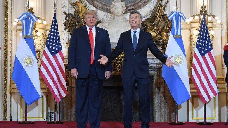 Vaca Muerta marcó el encuentro entre Macri y Trump