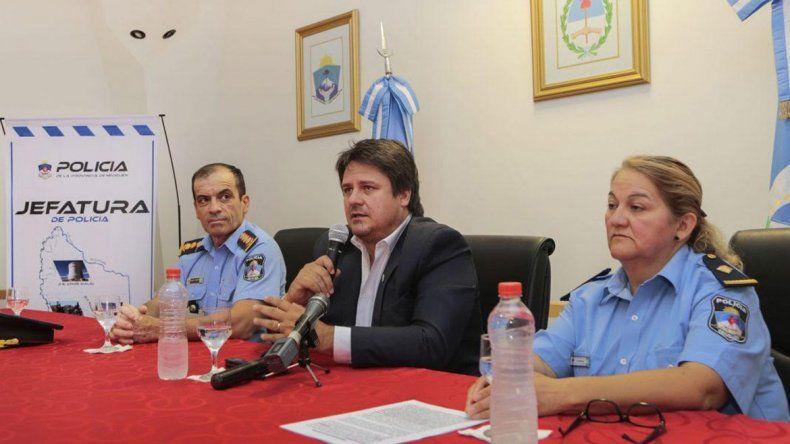 Compactan 260 vehículos que  usaba la Policía